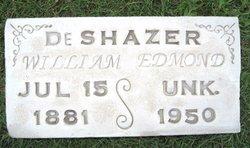 William Edmond DeShazer
