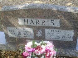 Flora Victoria <i>Mounts</i> Harris