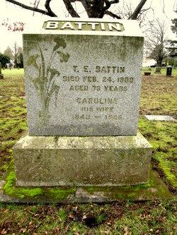 Thomas E Battin