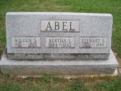 Bertha Irene <i>Desenberg</i> Abel
