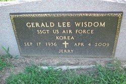 Gerald L. Jerry Wisdom
