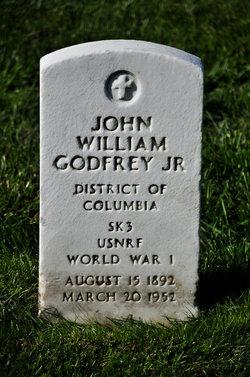 John William Godfrey, Jr.