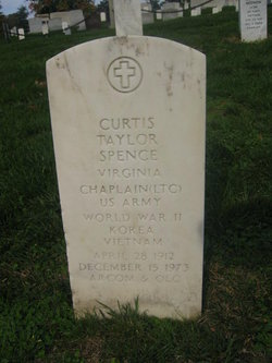 Curtis Taylor Spence