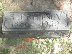 Richard Jesse Whitney, Sr