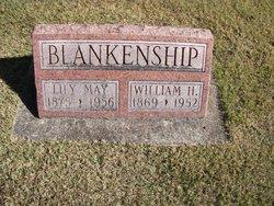 Lillie Mae <i>Parks</i> Blankenship