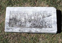 Annie G. Beavers