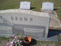 Addie <i>Bullington</i> Brown