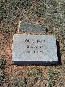 Mrs. Lou Cindy <i>Taylor</i> Stovall