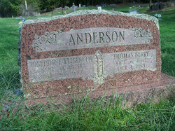 Thomas Berry Anderson