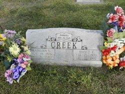 Kathleen Lucille <i>York</i> Creek