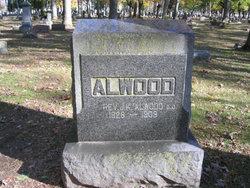 Rev Josiah Kelly J.K. Alwood