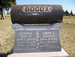 John Edward Bocox