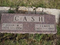 Julia Melissa <i>Shinn</i> Cash
