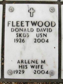 Donald David Fleetwood