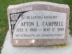 Afton Laverna <i>Wilson</i> Campbell