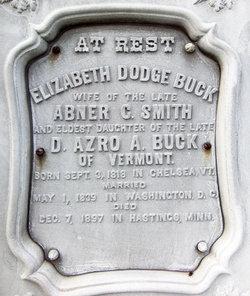 Elizabeth <i>Buck</i> Smith