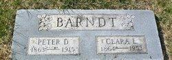 Clara L. <i>Blum</i> Barndt