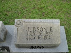 Judson Earl Brown