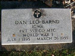 Daniel Leo Barnd
