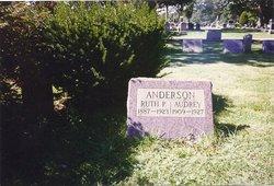 Ruth <i>Pelton</i> Anderson