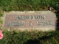 Doris Dean <i>Rose</i> Alderson