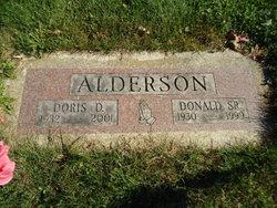 Donald R. Jim Alderson, Sr