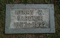 Henry Washington Gardner