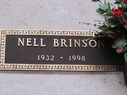 Nell <i>Grant</i> Brinson