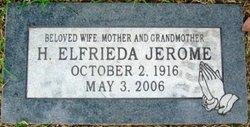 Elfrieda Hulda <i>Paulson</i> Jerome