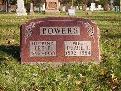 Pearl I. <i>Norton</i> Powers