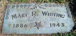 Mary Rebecca <i>Kuster</i> Whiting