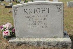 Annie E. <i>Neff</i> Knight