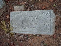 Anna M Dixon