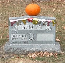 Donald E. Burgen