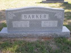 Mary Izora <i>Johnson</i> Barker