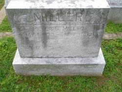 Peter George Miller