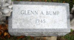Glenn Albert Bump