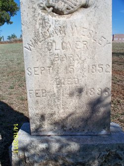 William Wesley Glover
