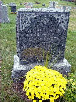 Clara <i>Boyden</i> Allis