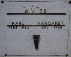 Margaret Adler