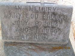 Mary Lou Brooks