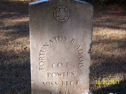 Fortunatus B. Adams