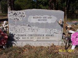 Damon Christopher Adams