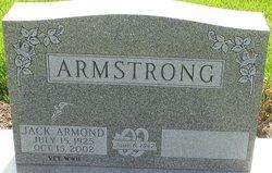 Jack Armond Armstrong