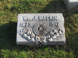William J Mackin