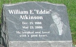 William E Atkinson