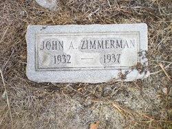 John A Zimmerman