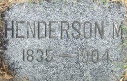 Henderson Marsh Angier