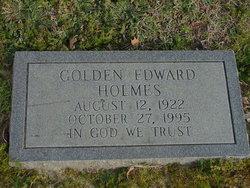 Golden Edward Holmes
