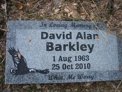 David Alan Barkley